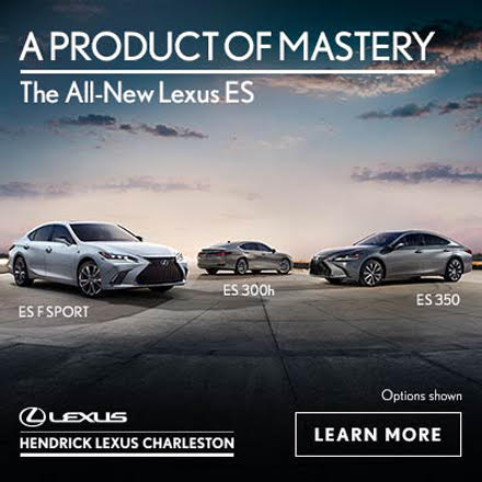 Hendrick Lexus