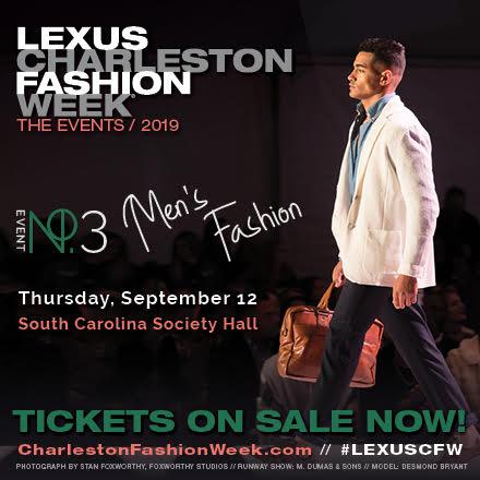 Lexus Charleston Fashion Week 2019
