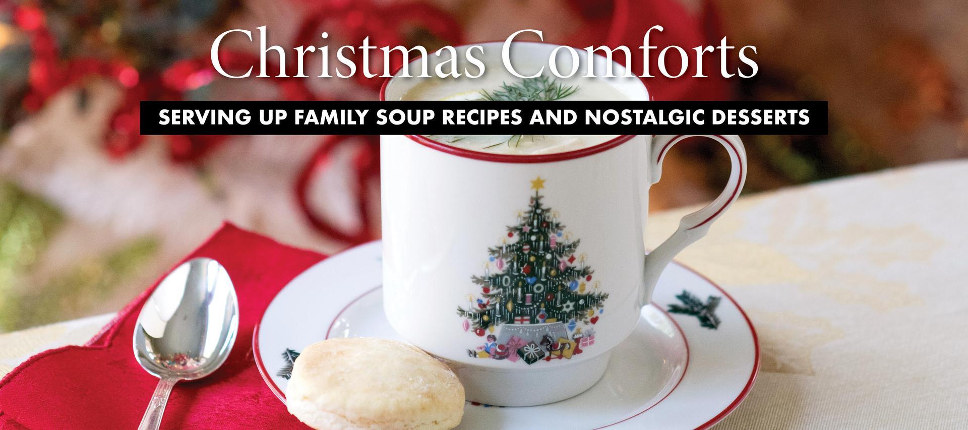 Recipes - Mary Austin Christmas Comforts