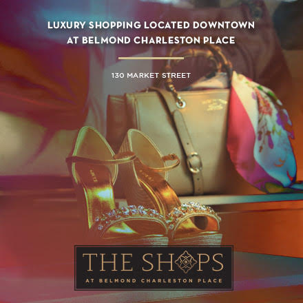 The Shops at Belmond Charleston Place