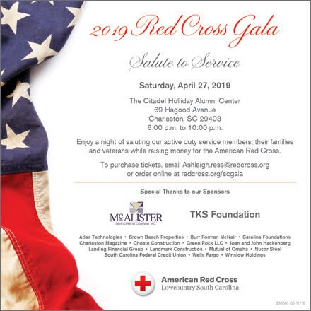 2019 Red Cross Gala