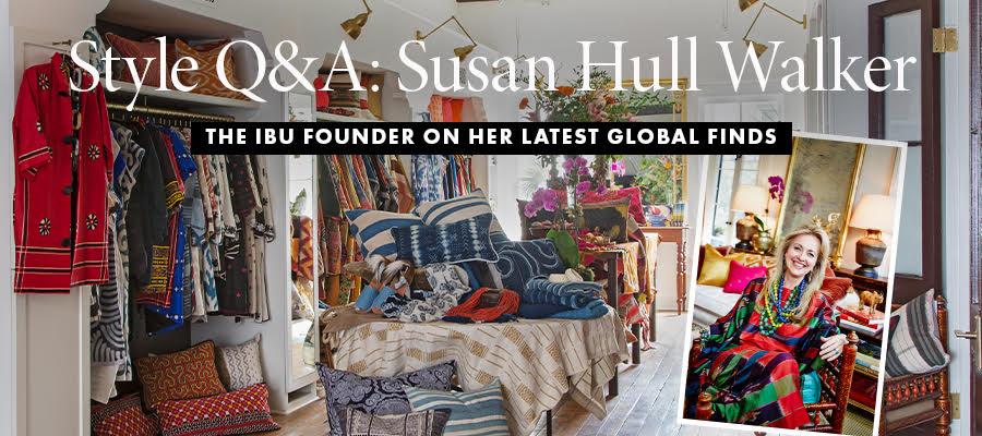 Style Q&A: Susan Walker