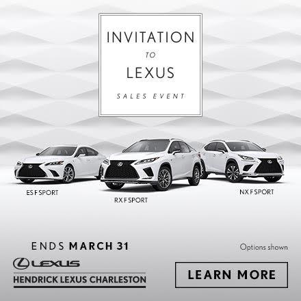 Henrick Lexus Charleston
