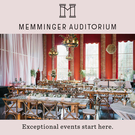 Memminger Auditorium