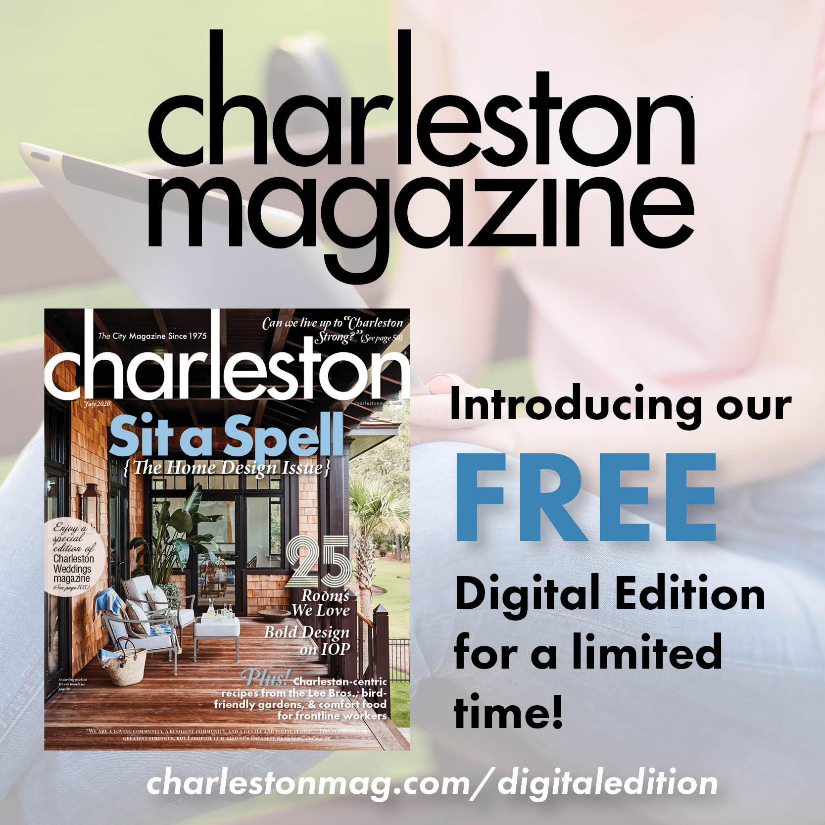 Charleston Magazine Digital Edition