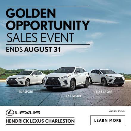 Hendrick Lexus Charleston