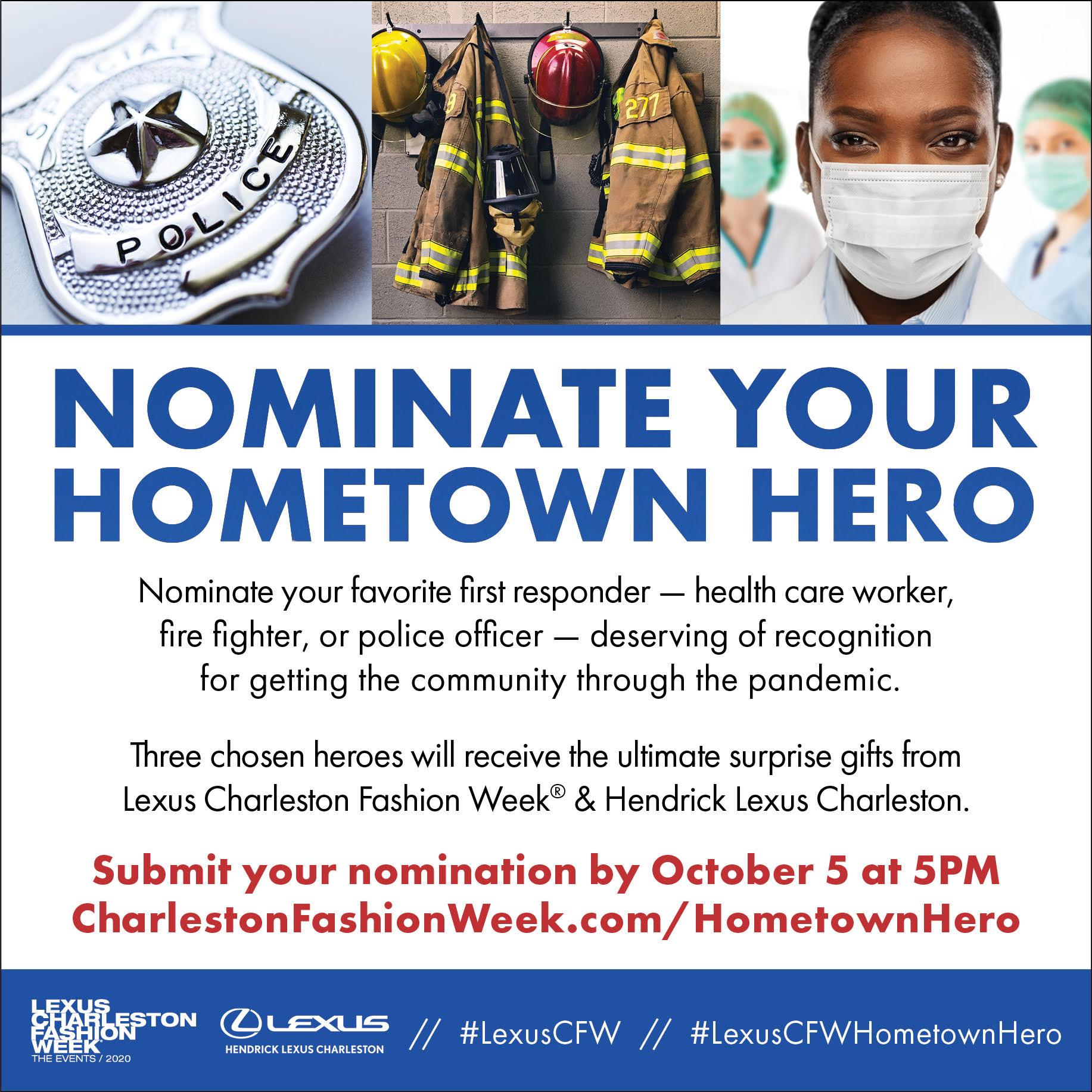 Lexus CFW Hometown Hero