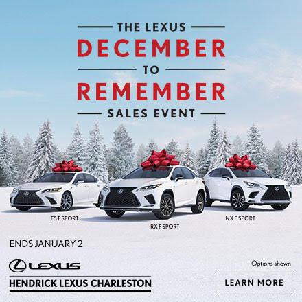 Hendrick Lexus Charlreston
