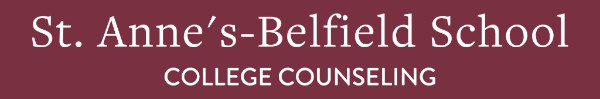 St. Anne's-Belfield School College Counseling