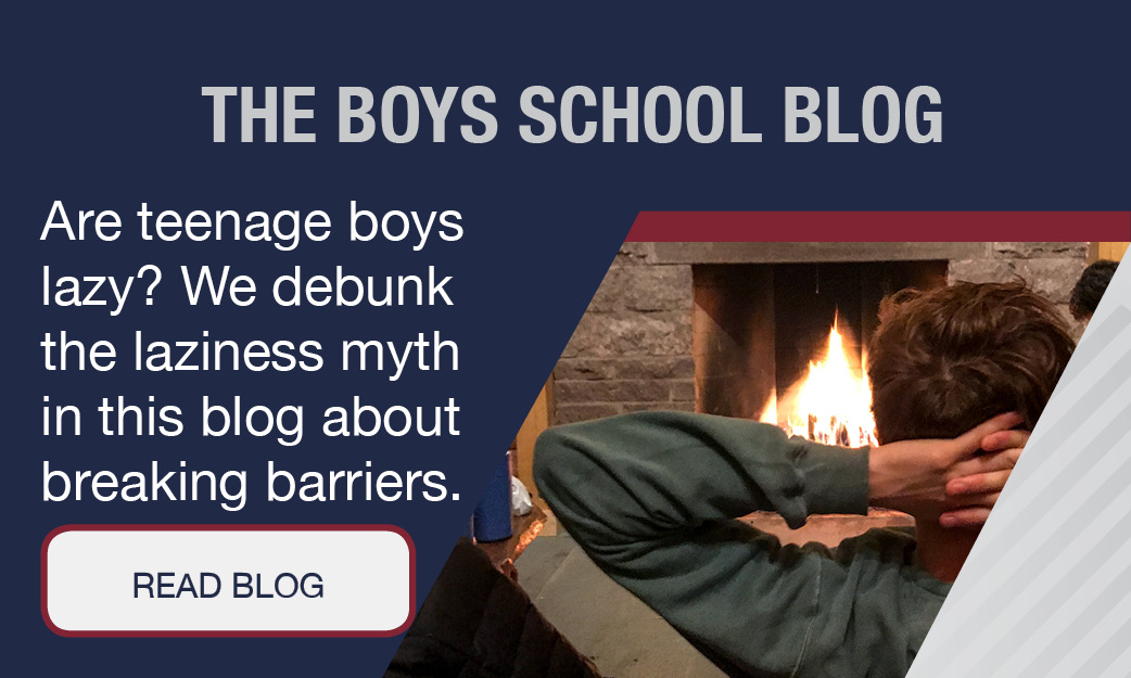 Boys School Blog