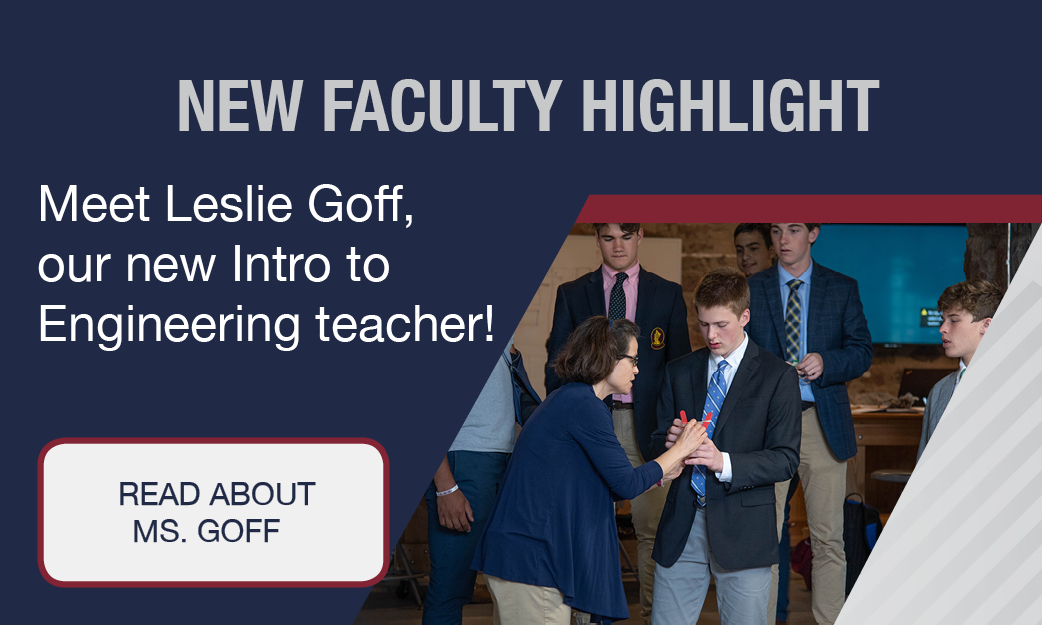 New Faculty Highlight