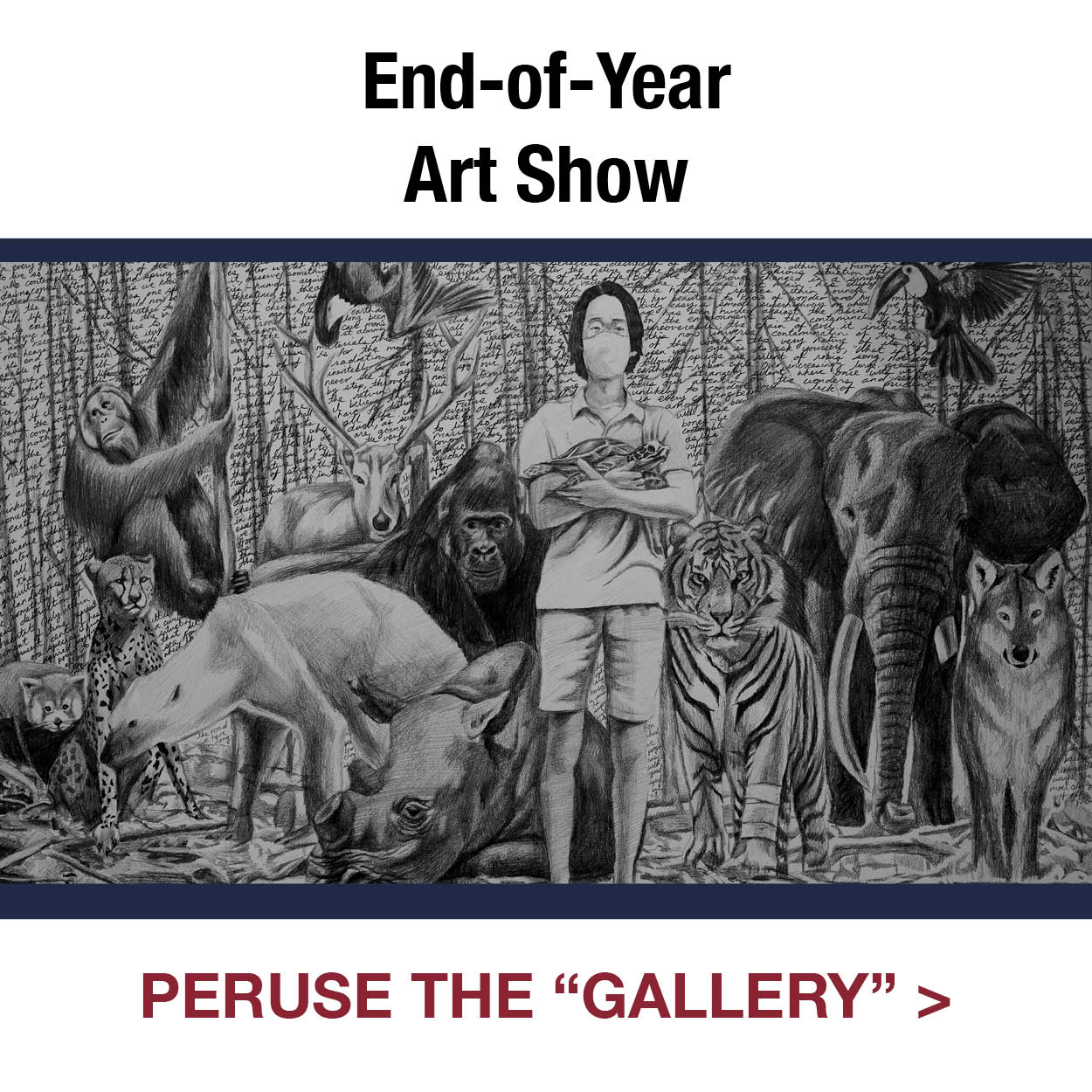 End-of-Year Art Show