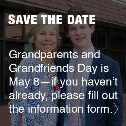 Grandparents and Grandfriends Day