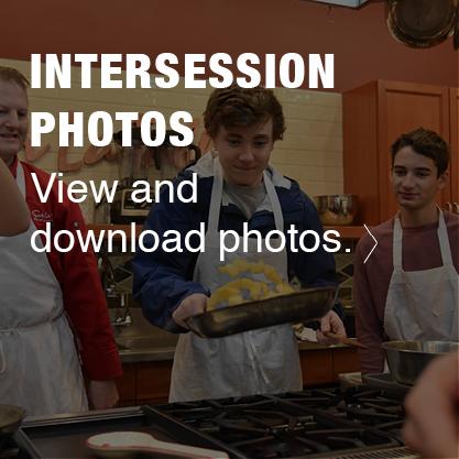Intersession Photos
