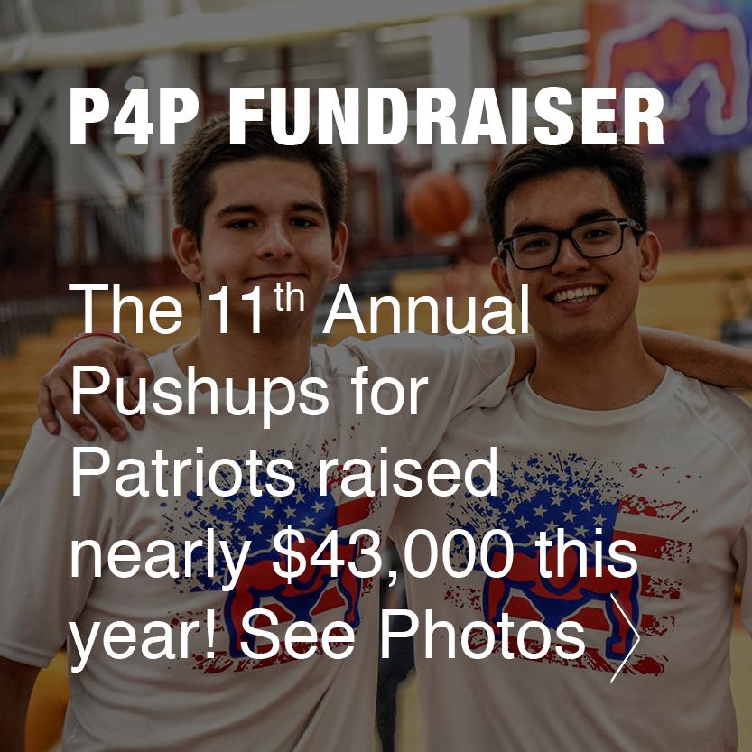 Pushups for Patriots