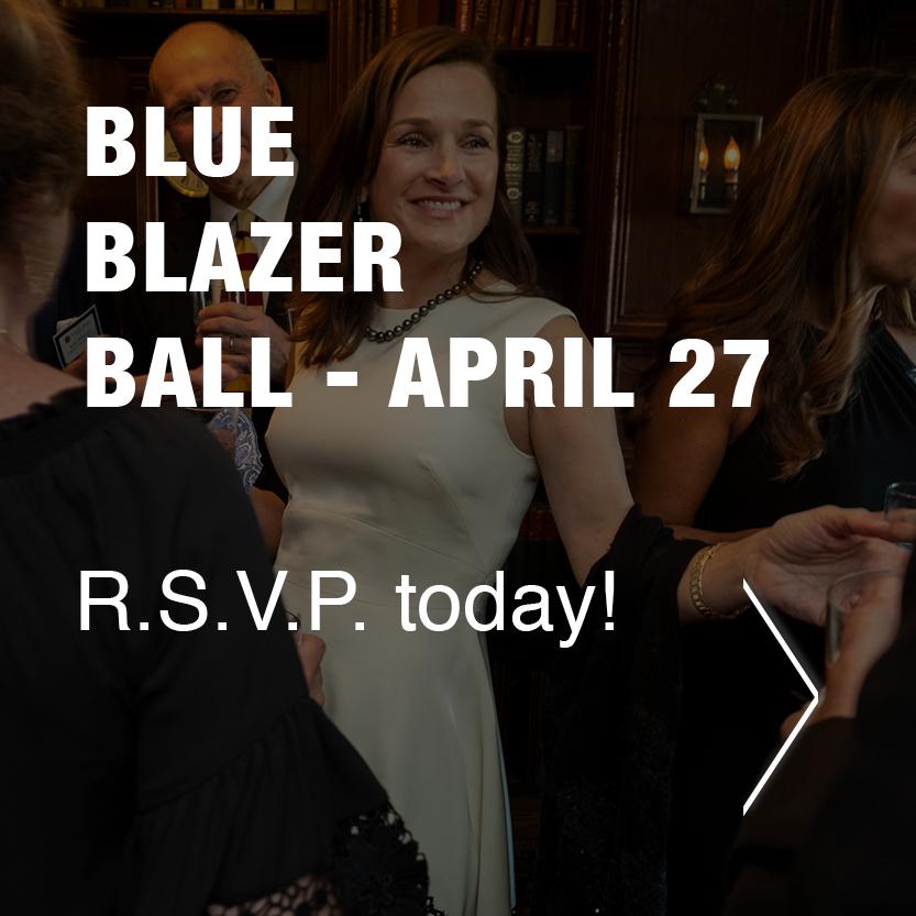 Blue Blazer Ball