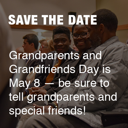 Grandparents Day Save the Date