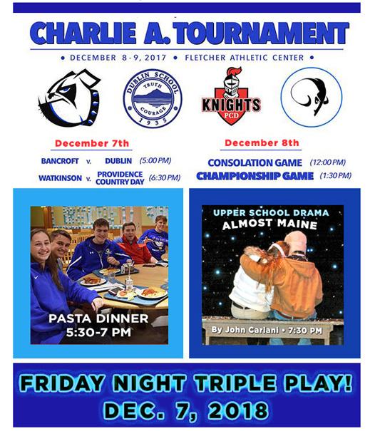 Friday Night Triple Play!