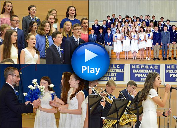 Middle School Closing 2018 - Photos by K. Cinquanta