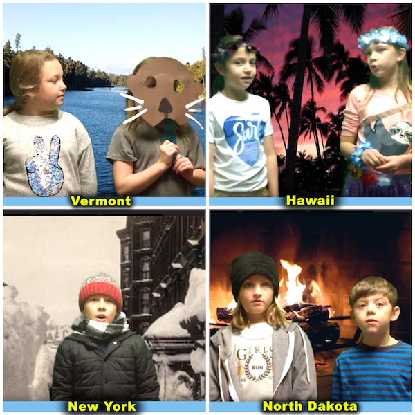 3rd Grade State Commercials