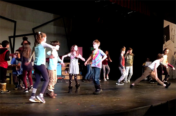4th Grade Dance
