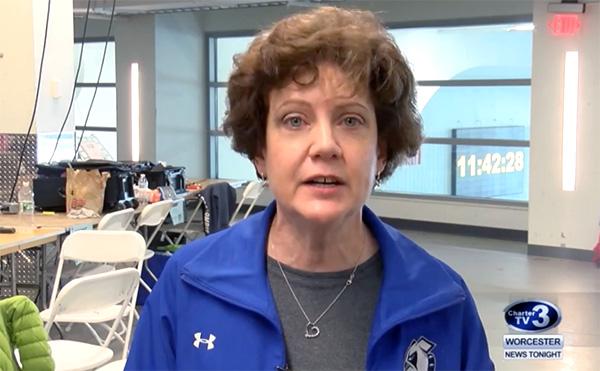 Elisa Heinricher, Robotics Coach