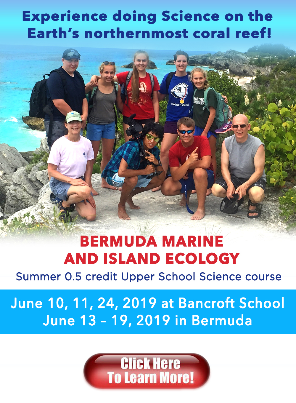 Bermuda Marine and Island Ecology