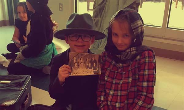 3rd Grade - Ellis Island