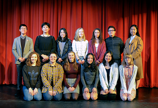 US Students Scholastic Art & Writing Awards