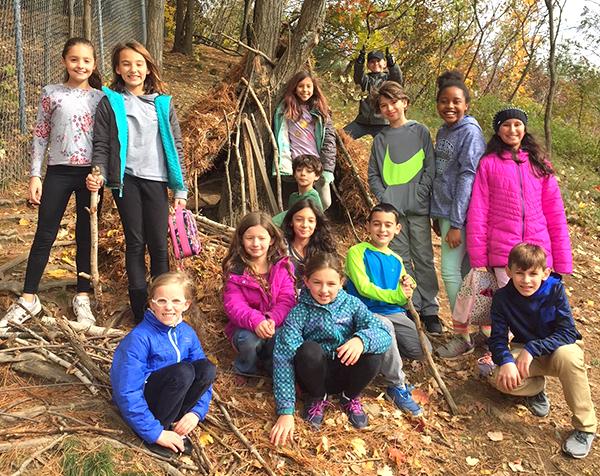 LS Students Building Together