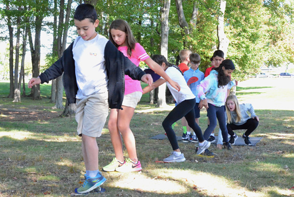 5th Grade Leadership Day