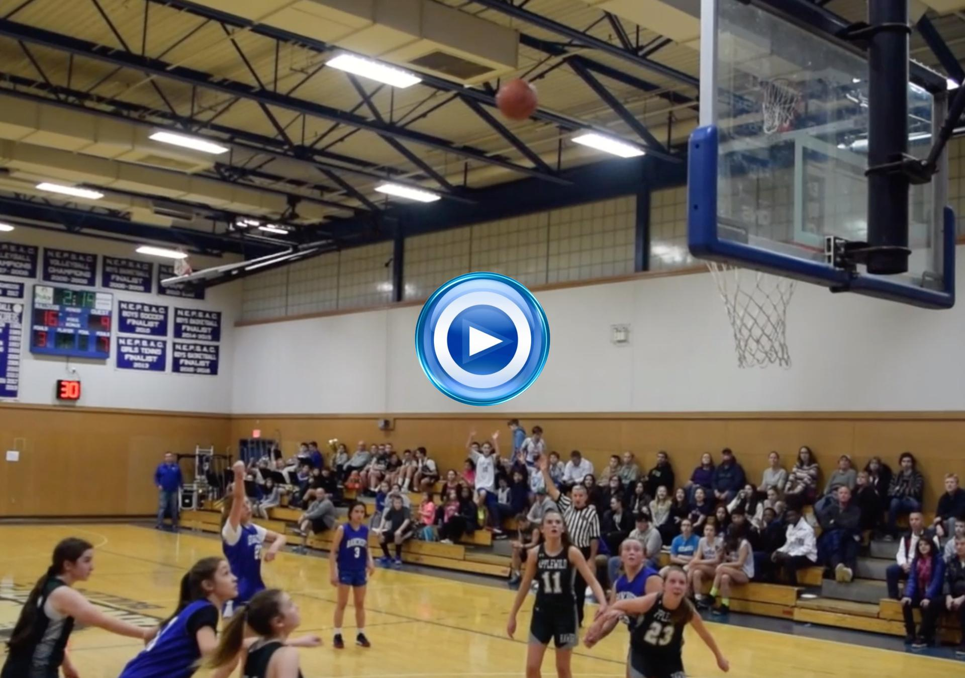 Bancroft Middle School Girls Basketball