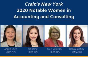 Crain's Women in Accounting