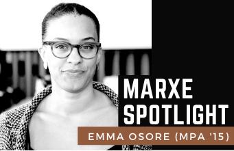 Alumna Emma Osore