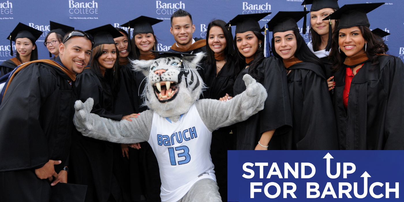 Stand up for Baruch!