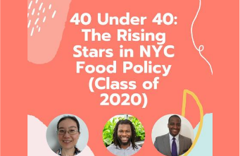 Rising Stars of NYC Food Policy
