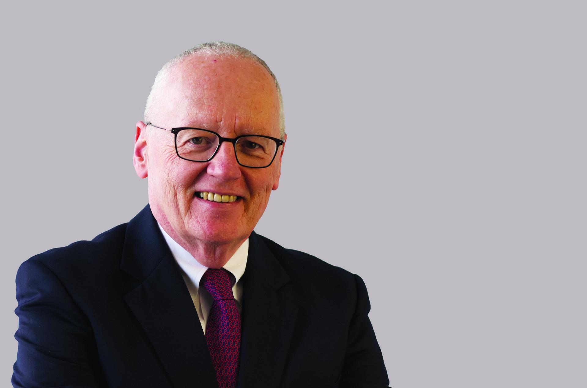 Provost Jim McCarthy