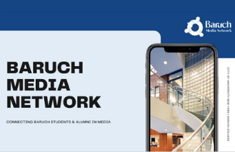 Baruch in Media Network