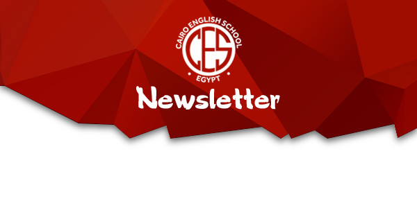 Cairo English School Newsletter