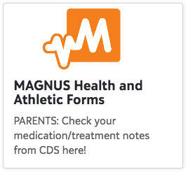 Magnus Health and Athletic Forms