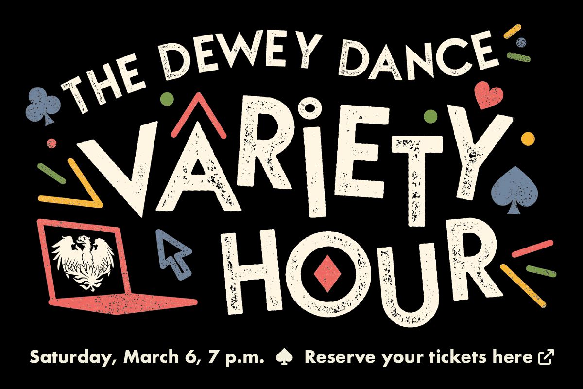 Dewey Dance: Reserve your free tickets now