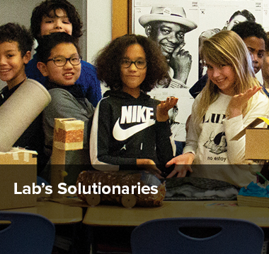 Lab's Solutionaries story