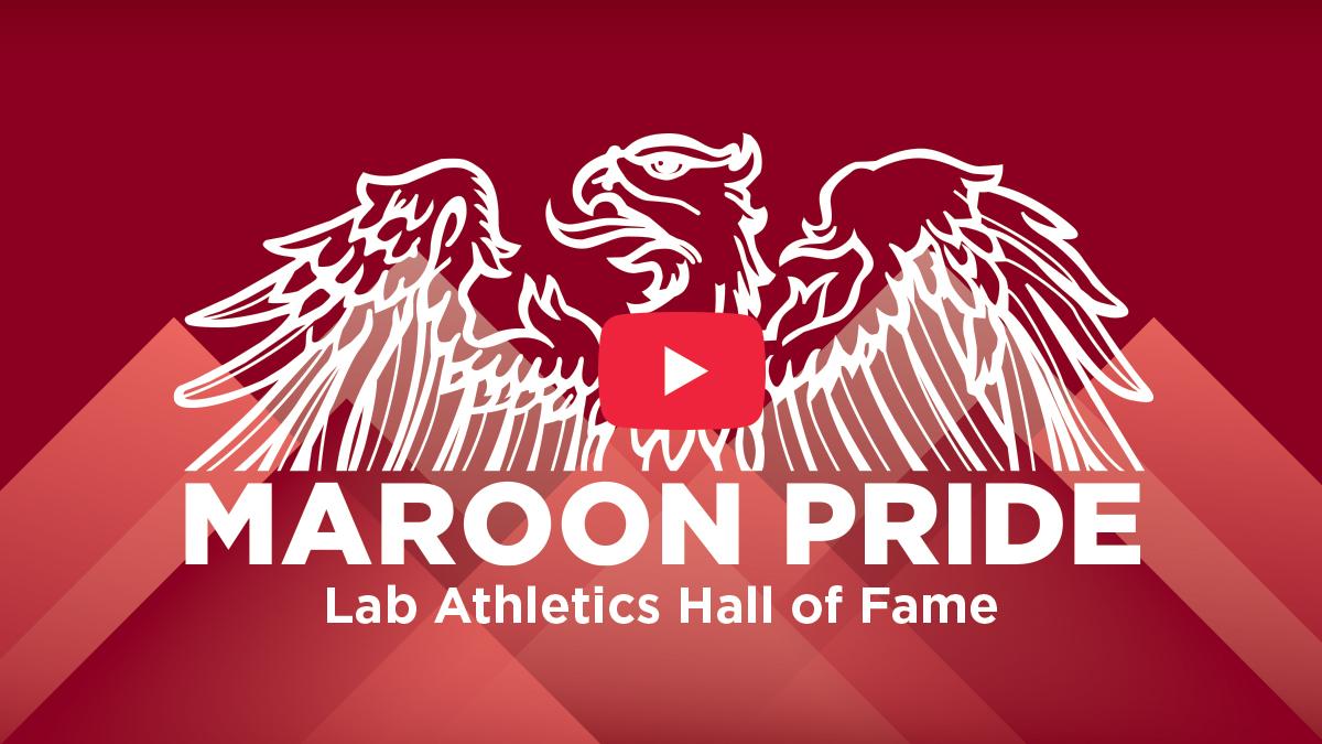 Watch 2020 Lab Athletics Hall of Fame ceremony