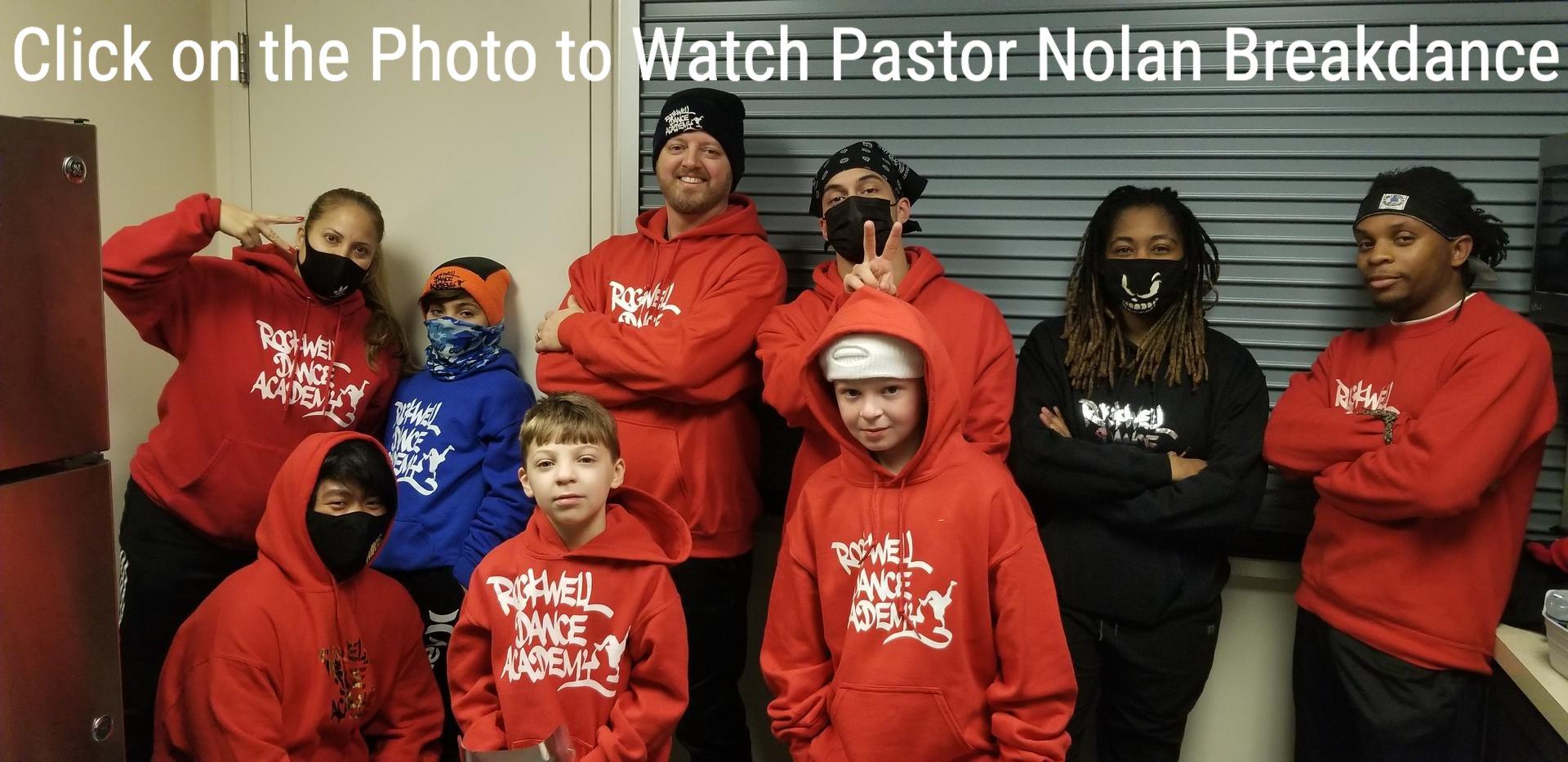 Rockwell Dance Academy & Cornerstone Prep Campus Pastor