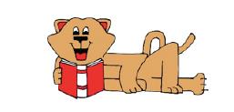 Big Red Reads CAT