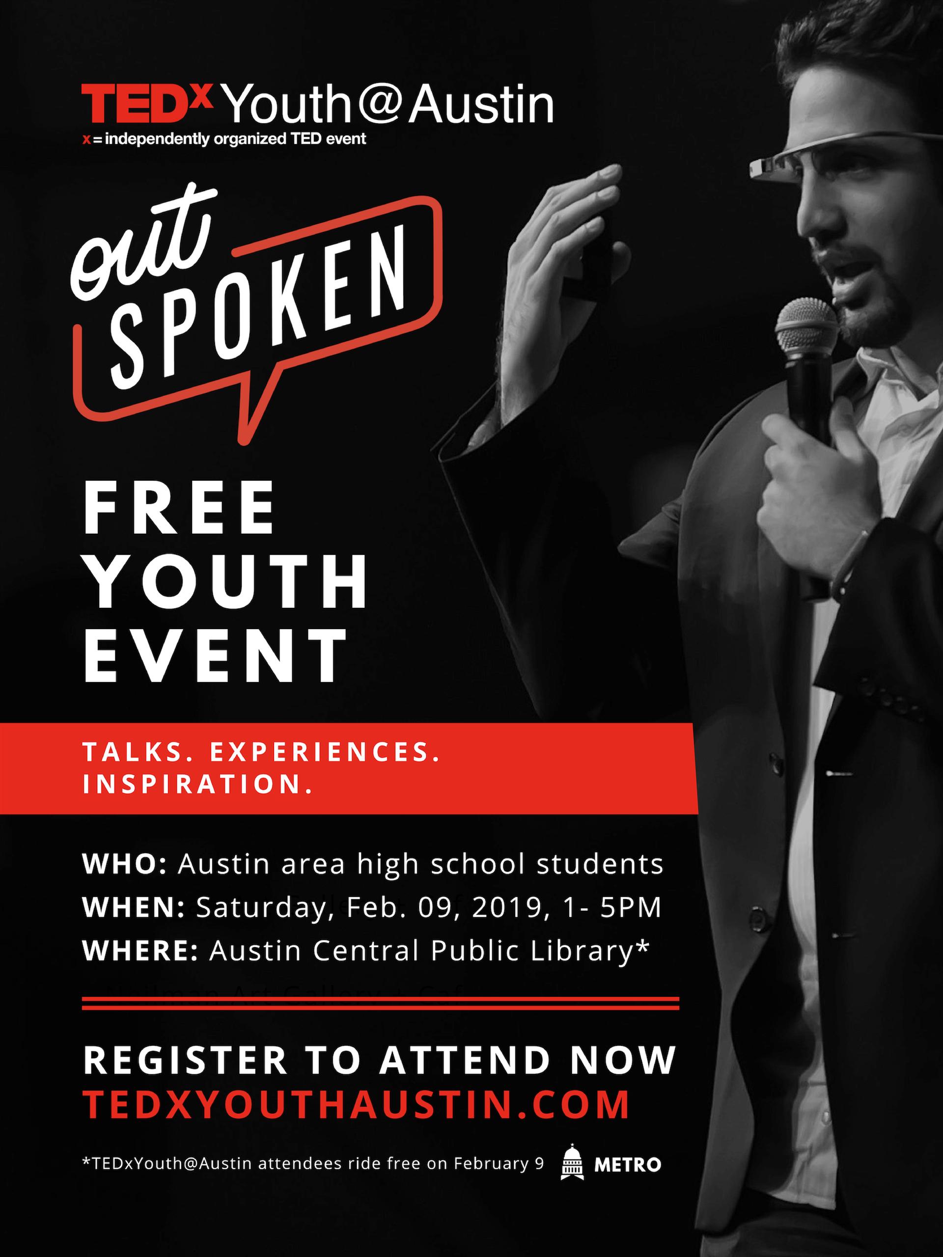 TEDX Youth Austin