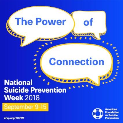 Nat'l Suicide Prevention Week