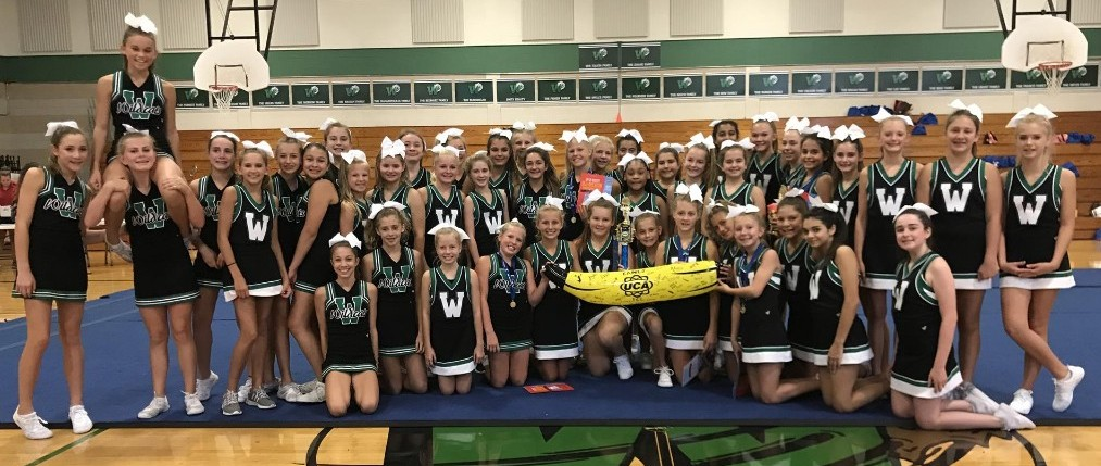 WRMS Cheer Camp