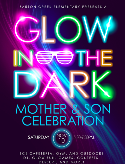 Glow in the Dark Celebration