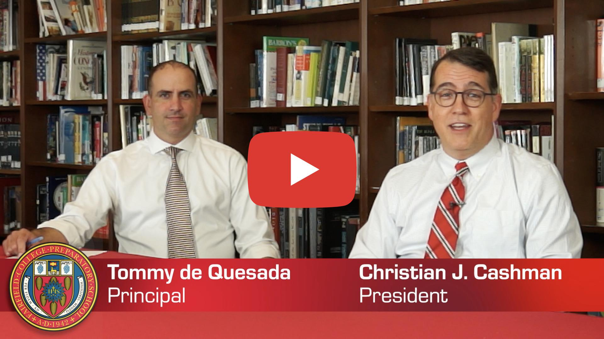FP President and Principal Video link